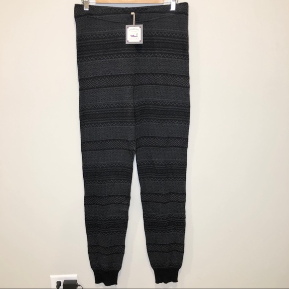 NWT Cambridge Dry Good Gray Jogger Pants